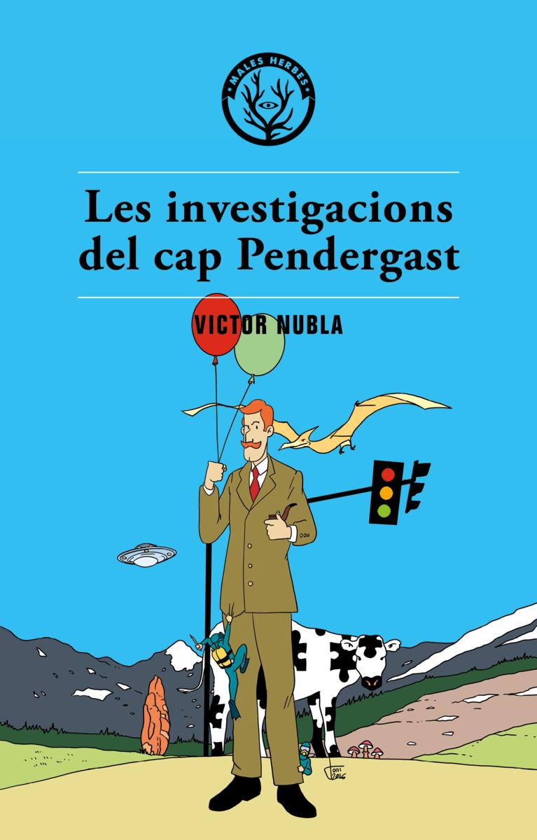Les investigacions del cap pendergast: portada