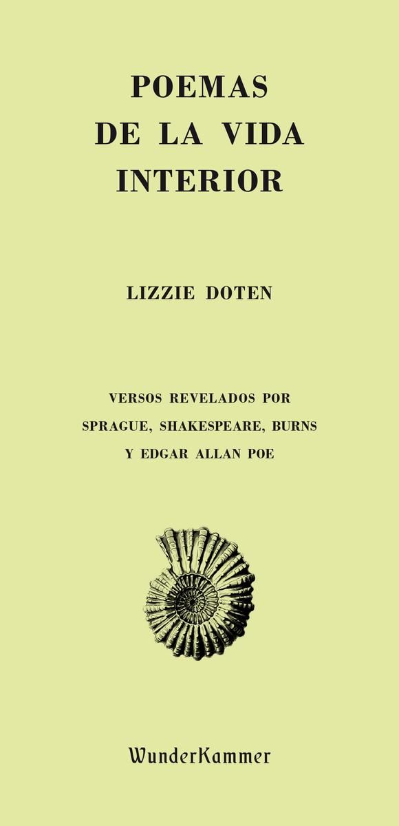 Poemas de la vida interior: portada