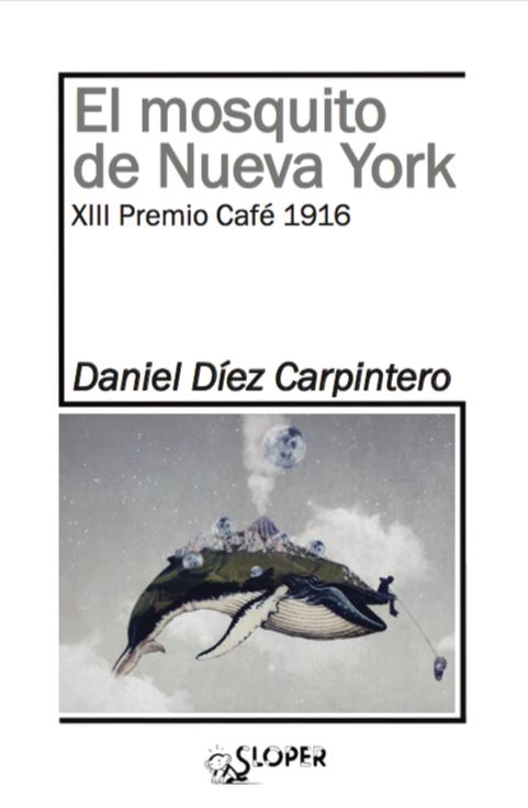 El mosquito de Nueva York: portada