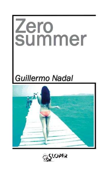 ZERO SUMMER: portada