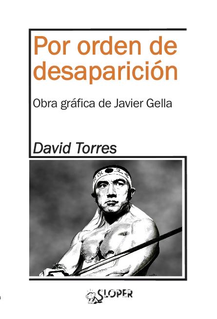 POR ORDEN DE DESAPARICIÓN: portada