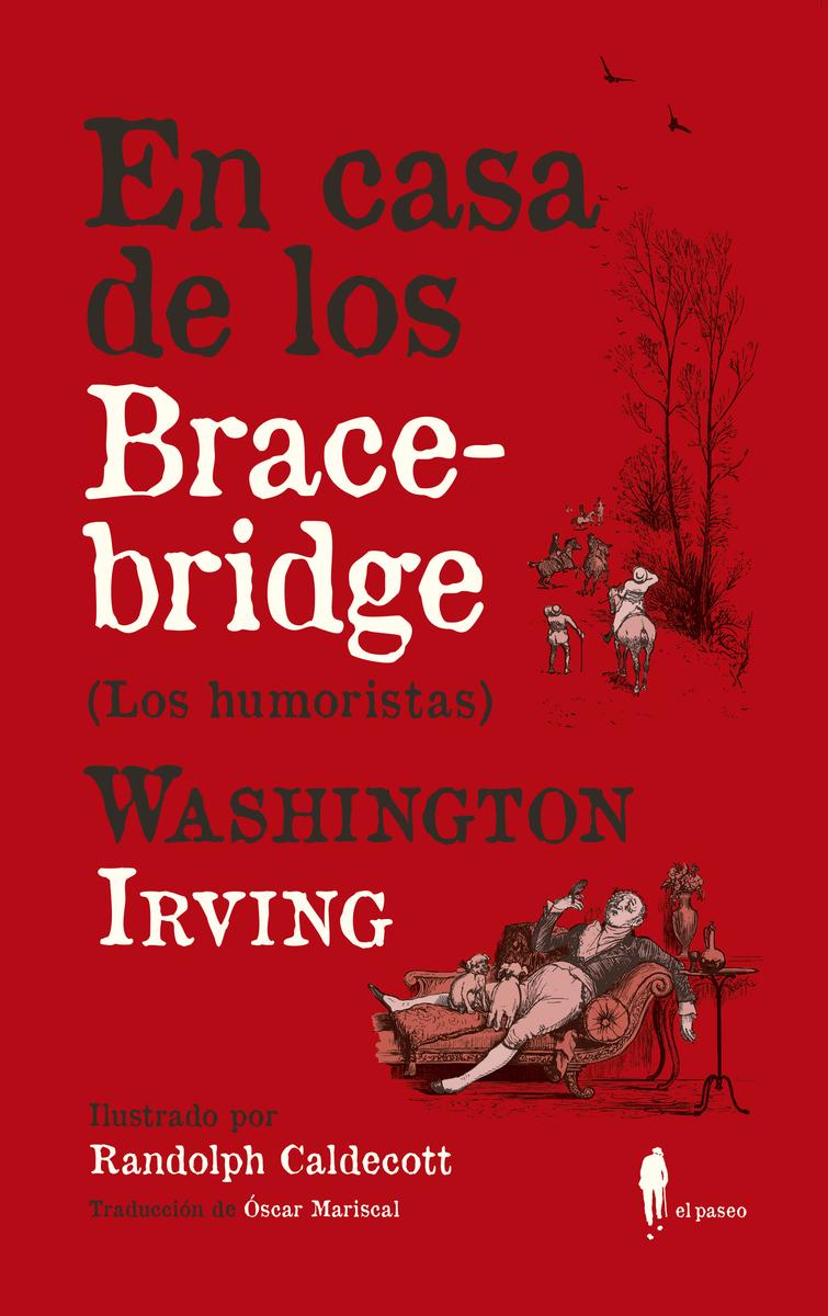 En casa de los Bracebridge: portada