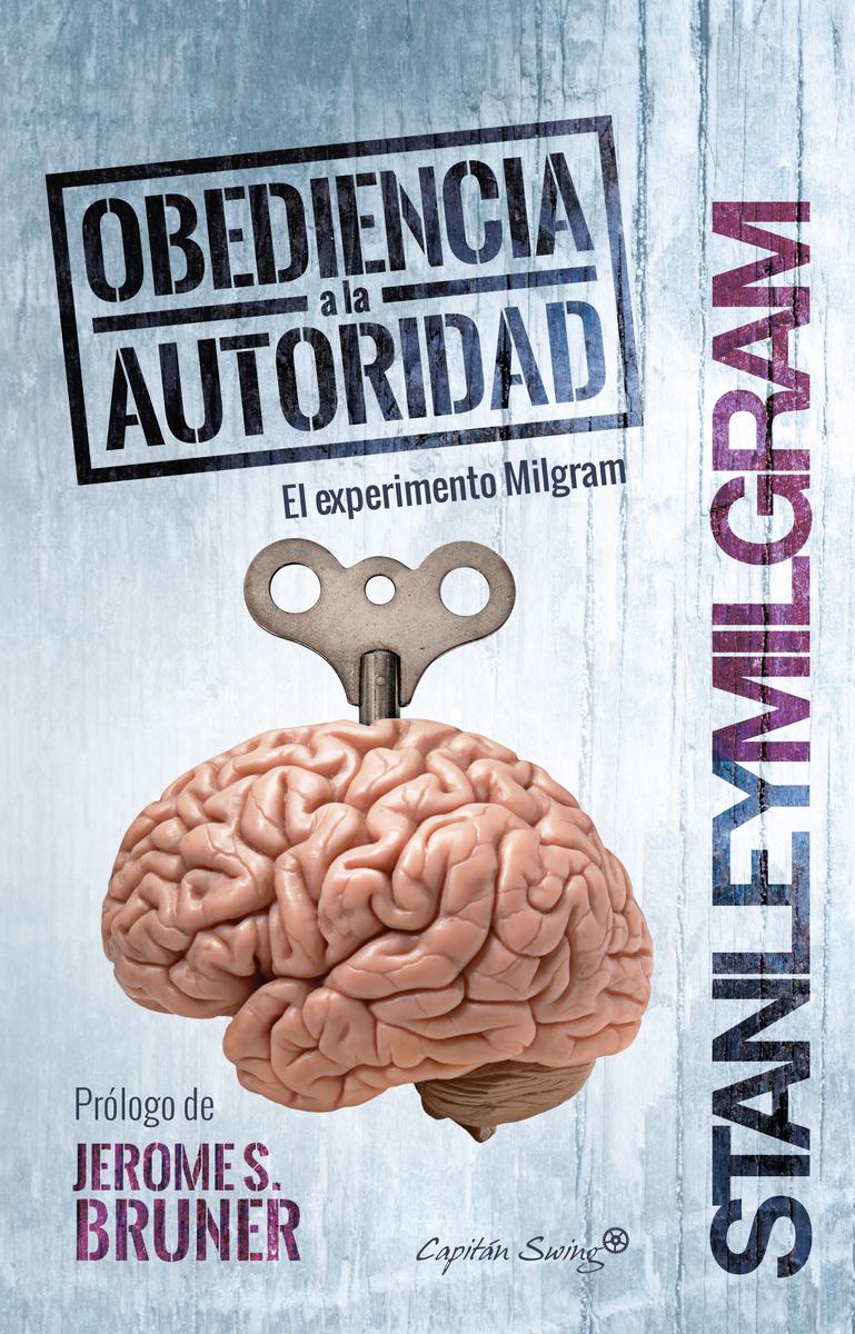 Obediencia a la autoridad: portada
