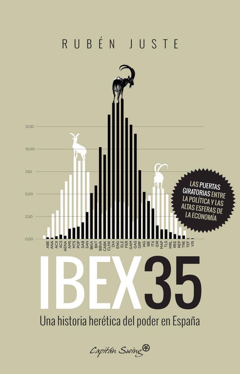 Ibex 35: portada