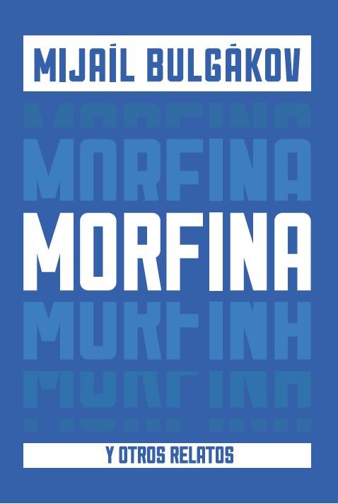 Morfina: portada