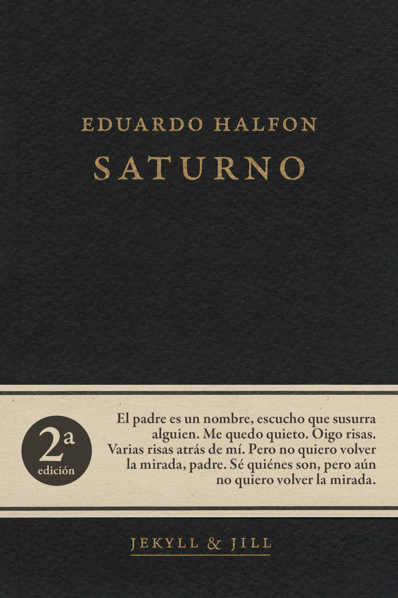 Saturno: portada