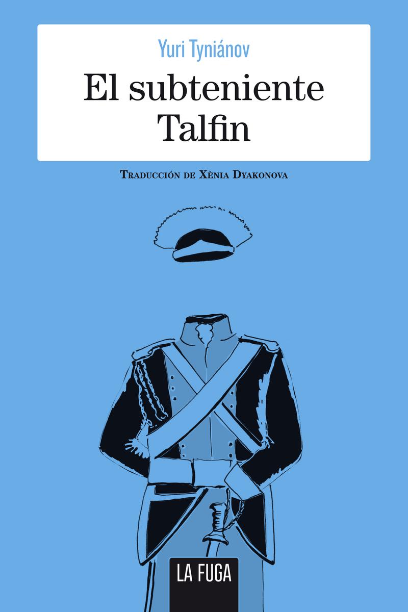 El subteniente Talfin: portada