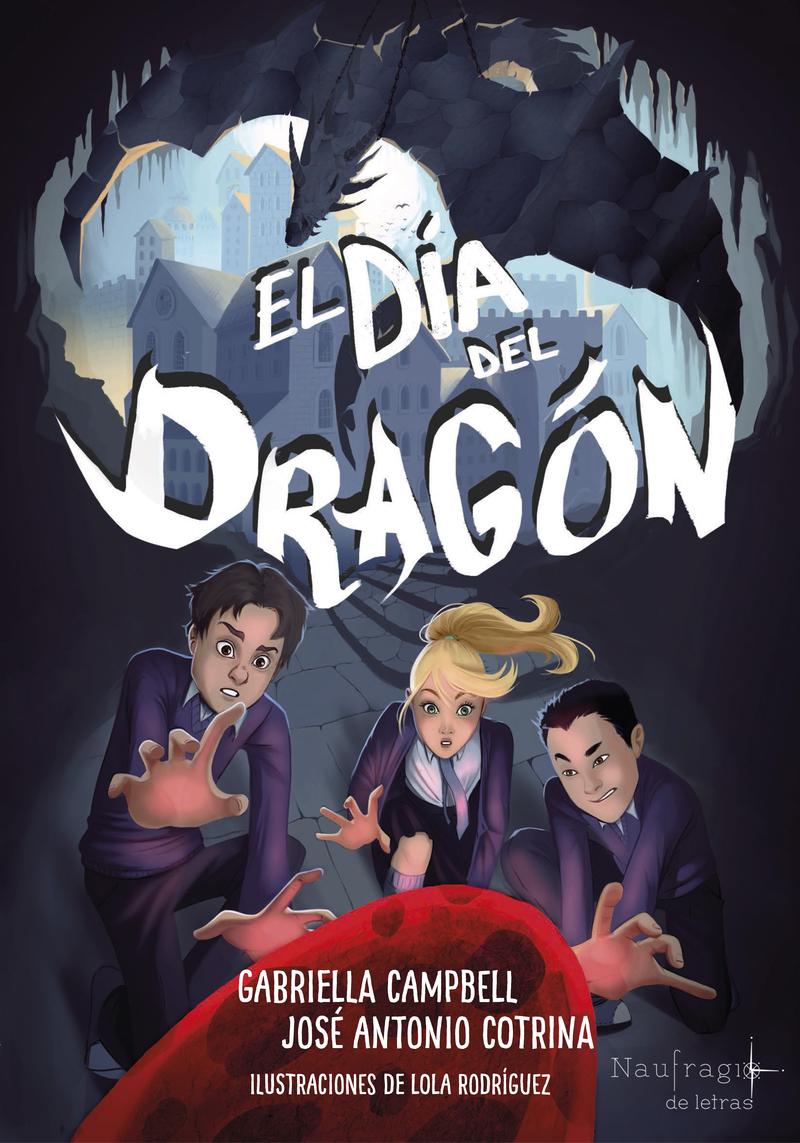 EL DíA DEL DRAGóN: portada