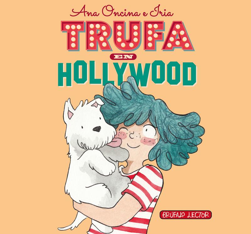 Trufa en Hollywood: portada