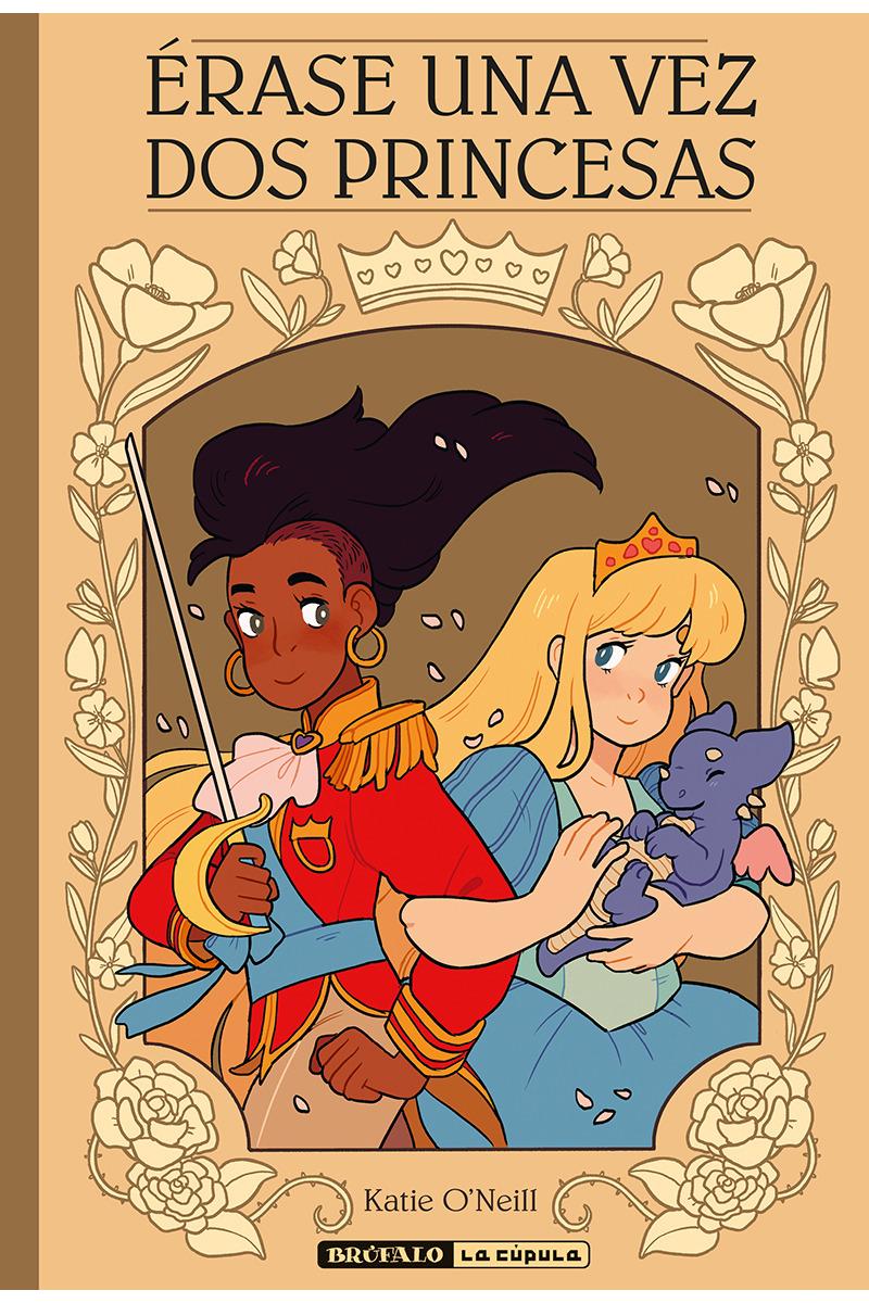 Érase una vez dos princesas: portada