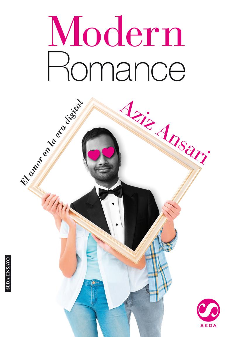 MODERN ROMANCE: portada