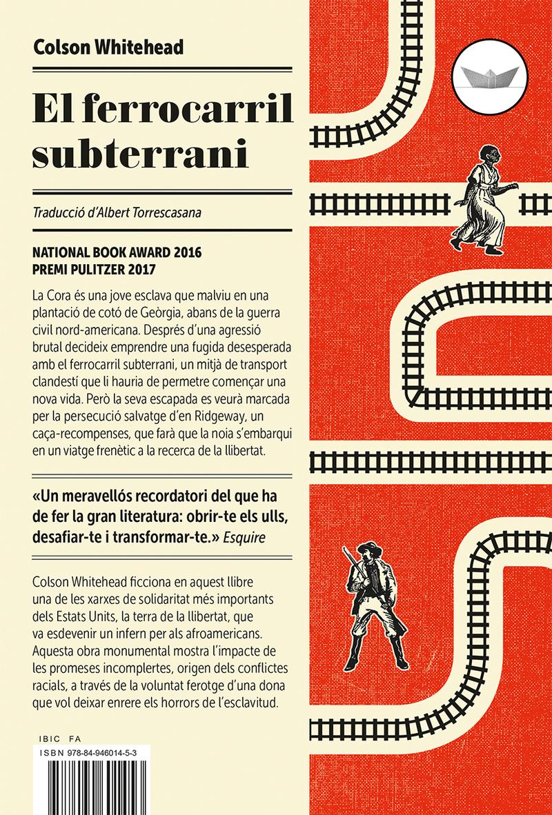 El ferrocarril subterrani: portada