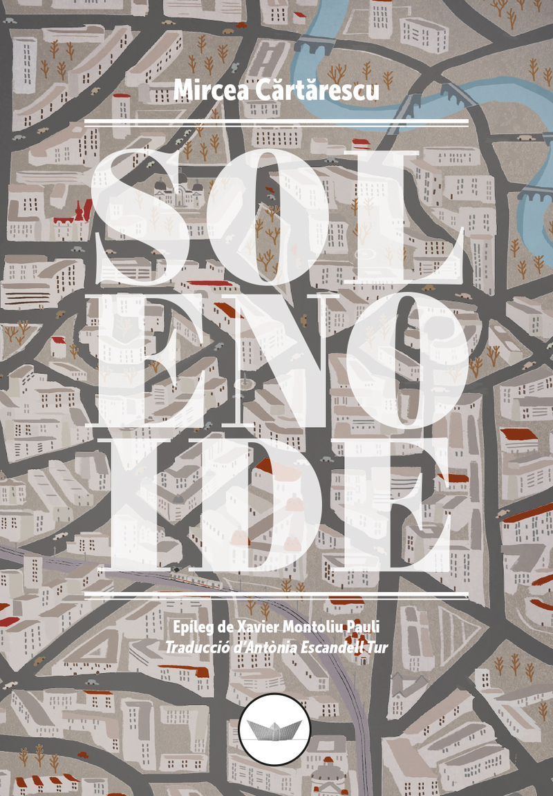 Solenoide: portada