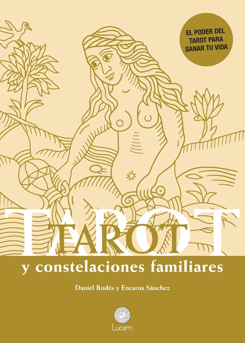 Tarot y Constelaciones familiares: portada