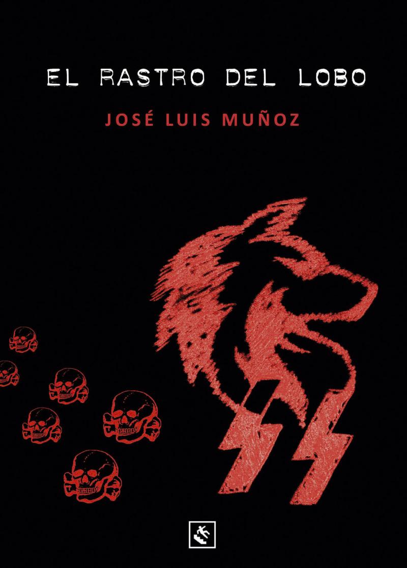 El rastro del lobo: portada