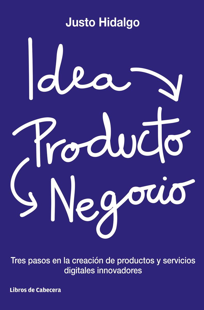IDEA, PRODUCTO y NEGOCIO: portada