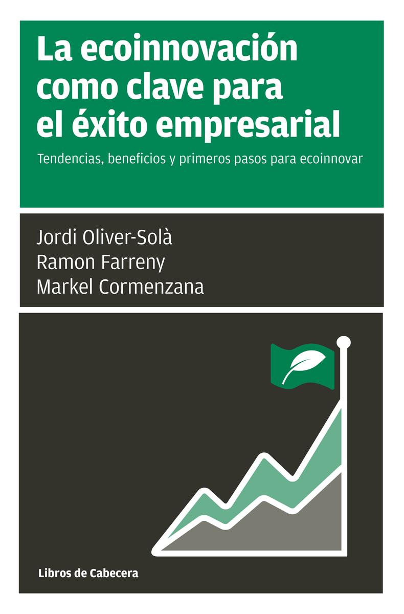 LA ECOINNOVACIóN COMO CLAVE PARA EL éXITO EMPRESARIAL: portada