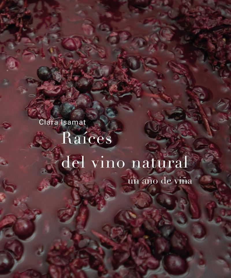 RAÍCES DEL VINO NATURAL: portada