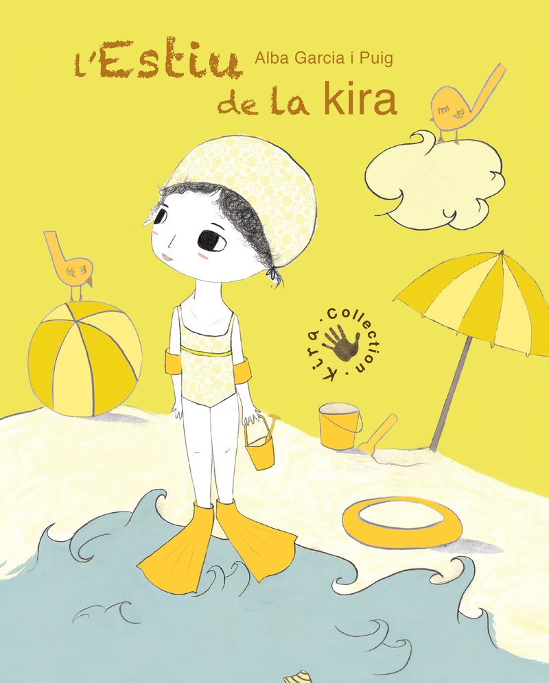 L'ESTIU DE LA KIRA: portada