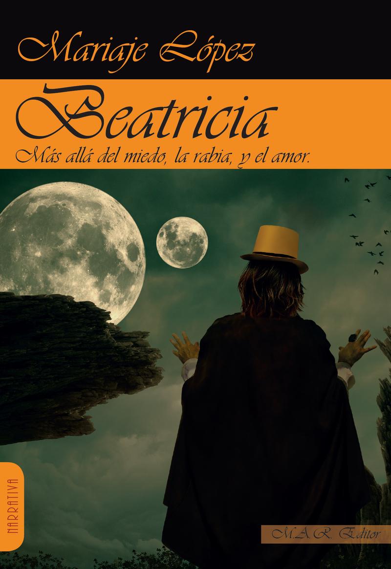 Beatricia.: portada