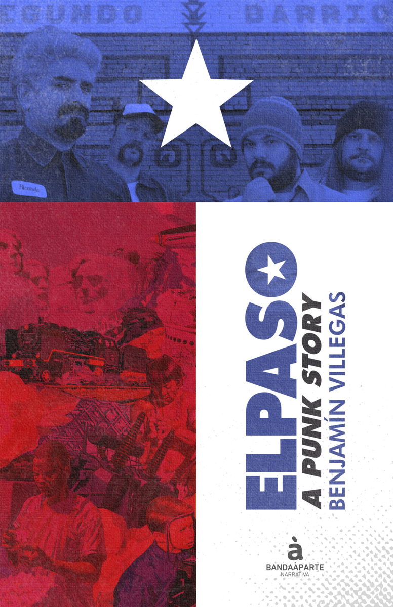 ELPASO. A punk story: portada