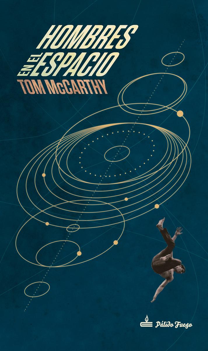 Hombres en el espacio: portada