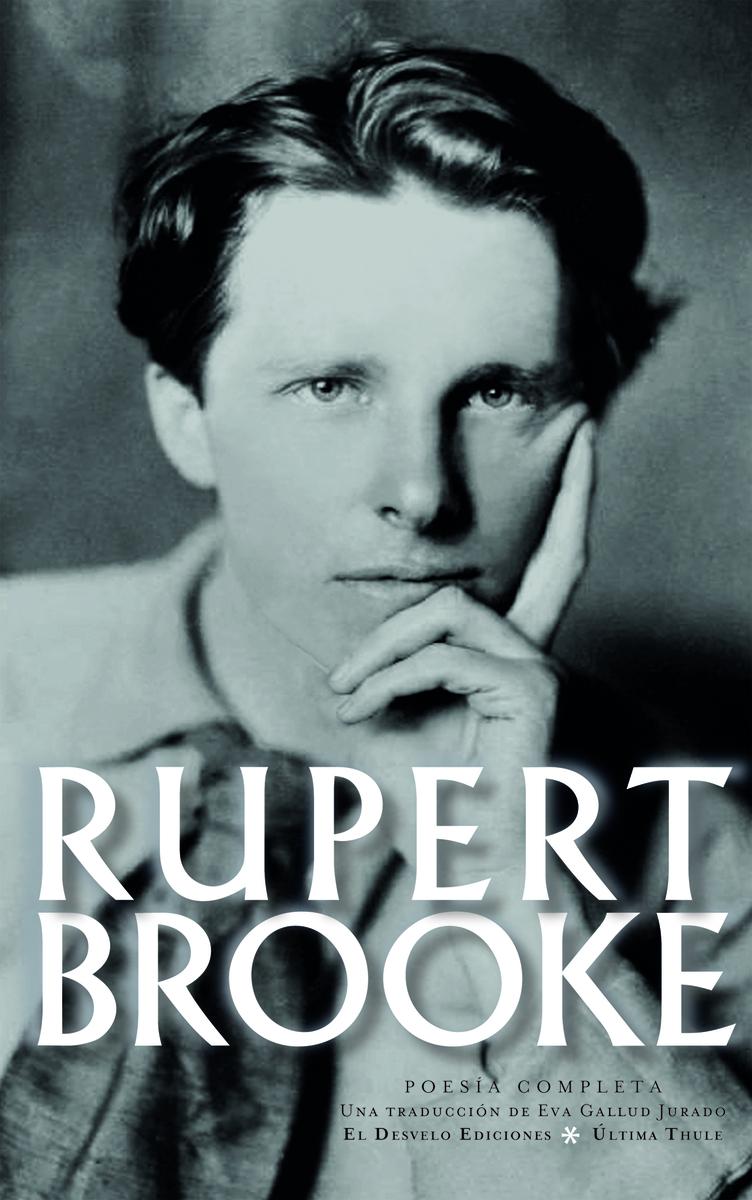 Rupert Brooke: portada