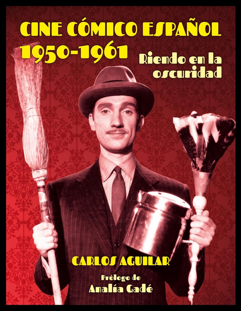 Cine cómico español 1950 - 1961: portada