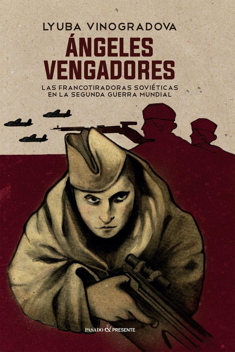 ÁNGELES VENGADORES.: portada