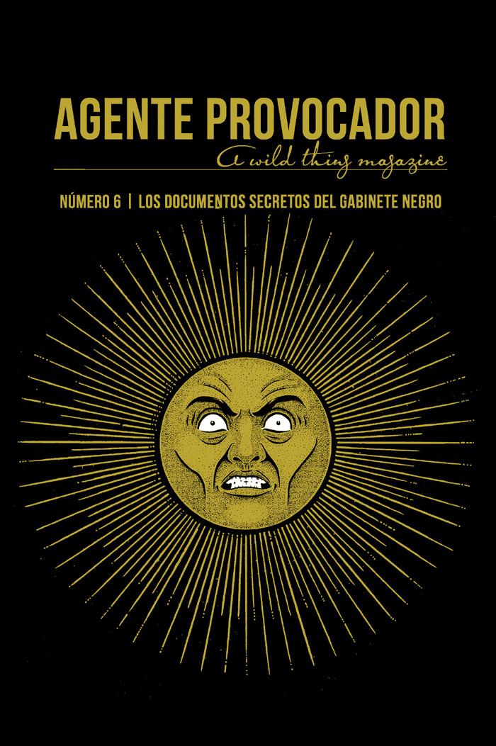 AGENTE PROVOCADOR (ESPECIAL ANTIVERANO) Nº6: portada