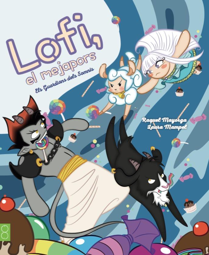 Lofi, el menjapors: portada