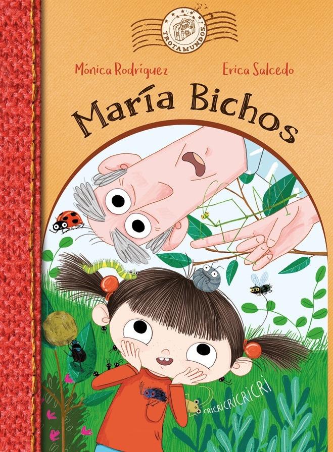María Bichos: portada