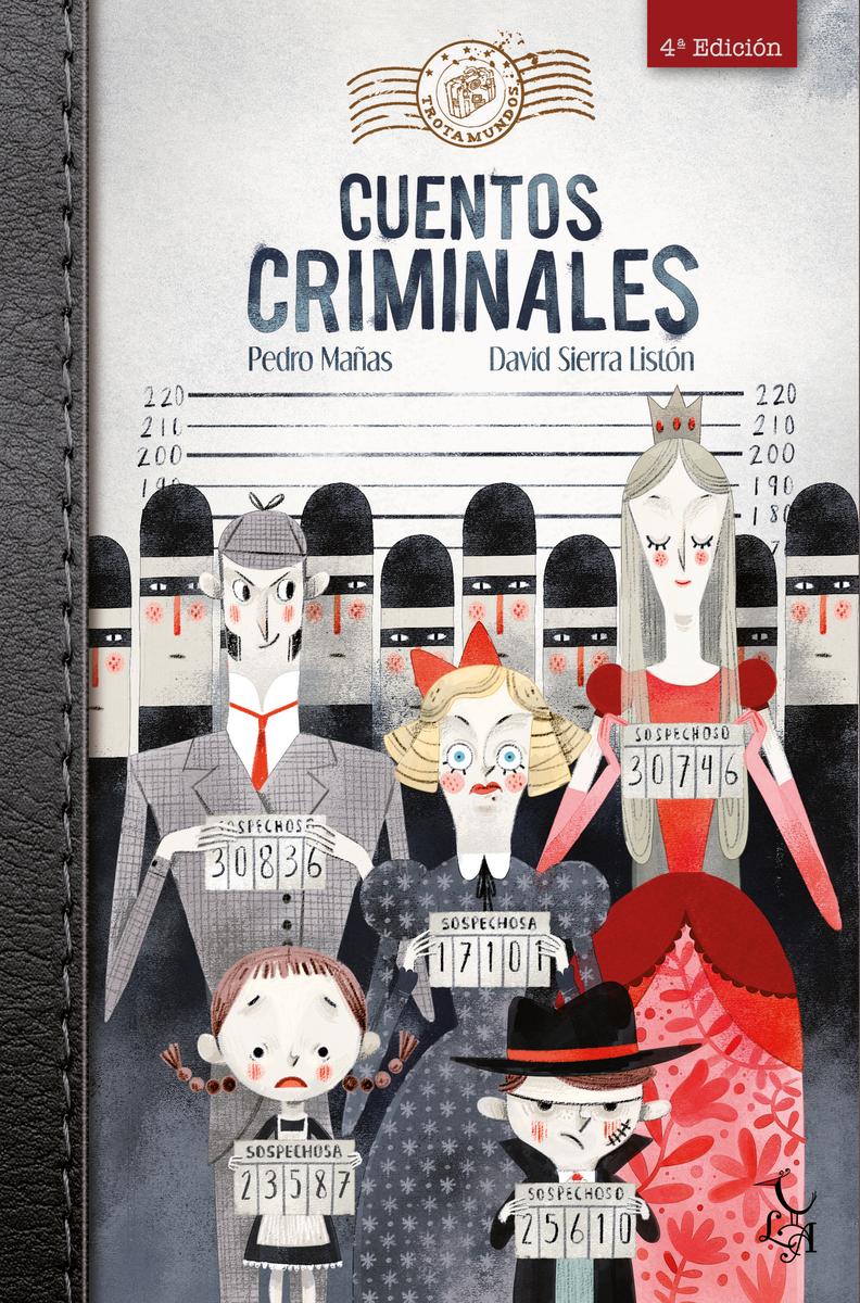 Cuentos Criminales: portada