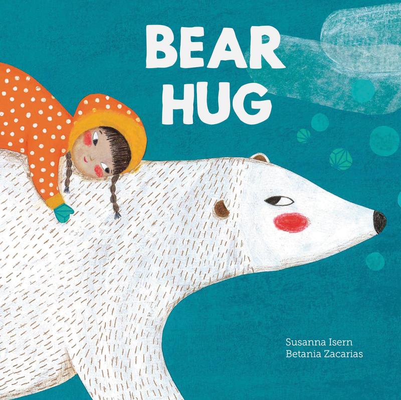 Bear Hug: portada
