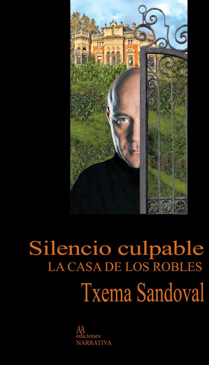 Silencio Culpable. La casa de los robles: portada