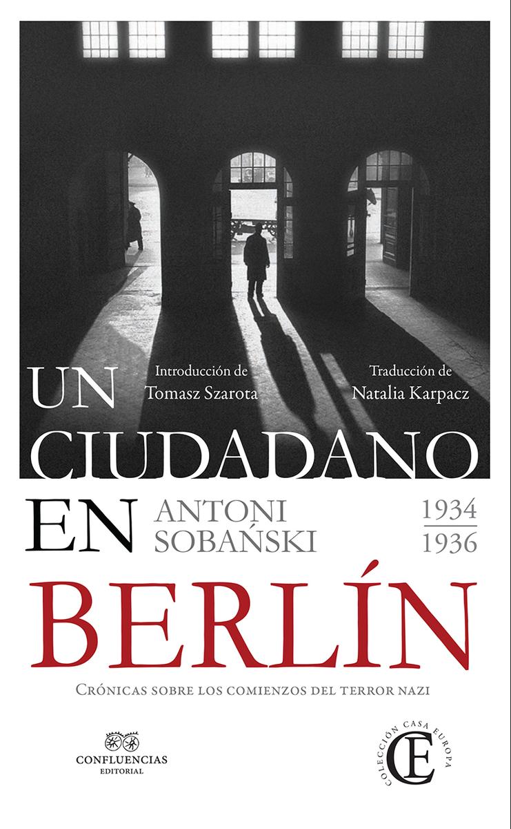 Un ciudadano en Berlín: portada