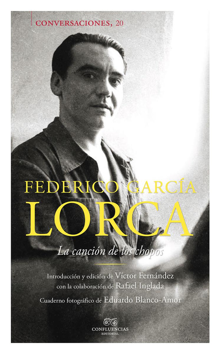 Conversaciones con Federico García Lorca: portada