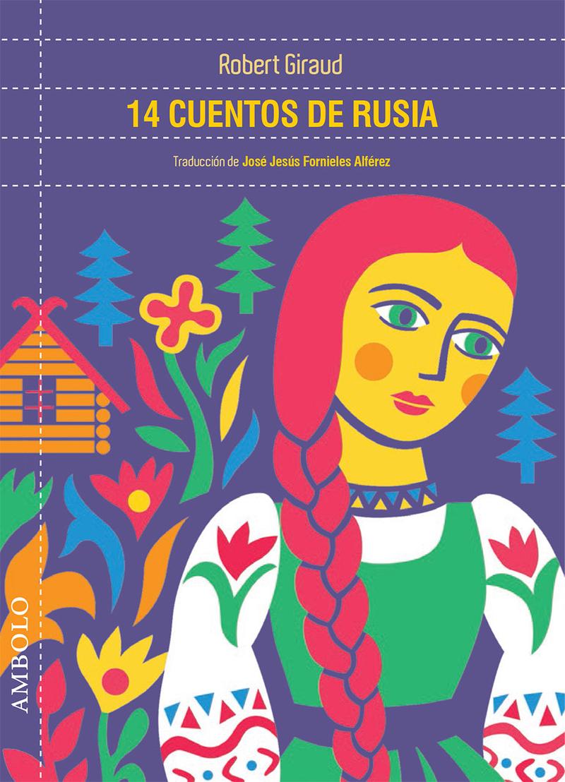 14 Cuentos de Rusia: portada