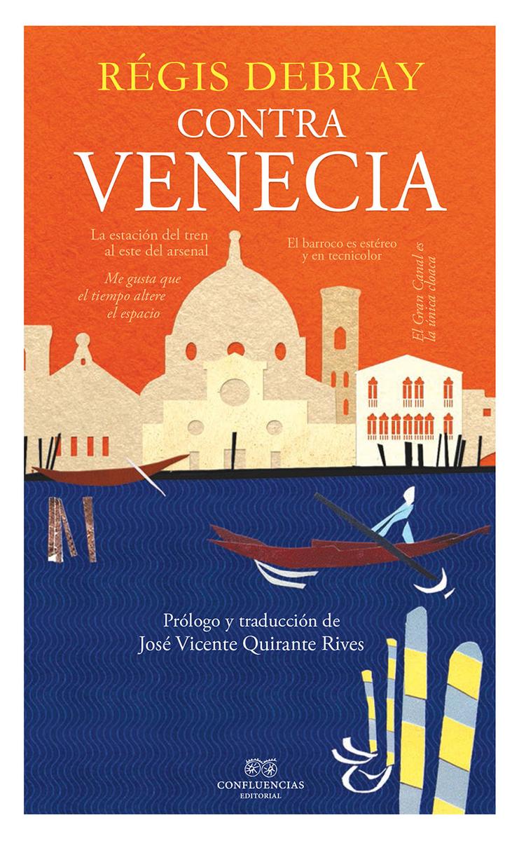 Contra Venecia: portada