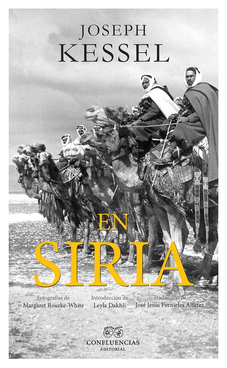 En Siria: portada