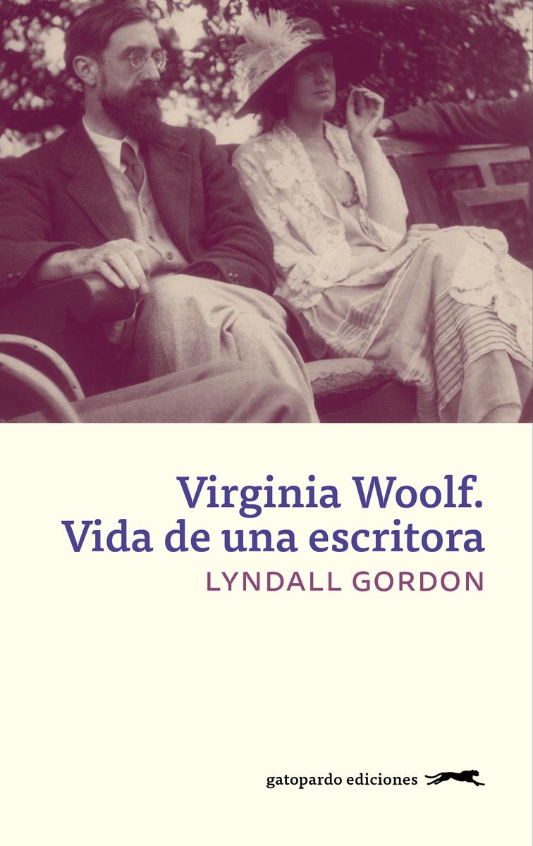 Virginia Woolf. Vida de una escritora: portada