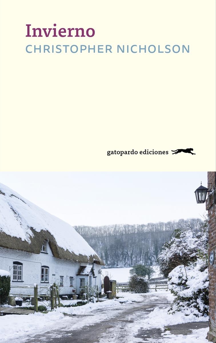 Invierno: portada