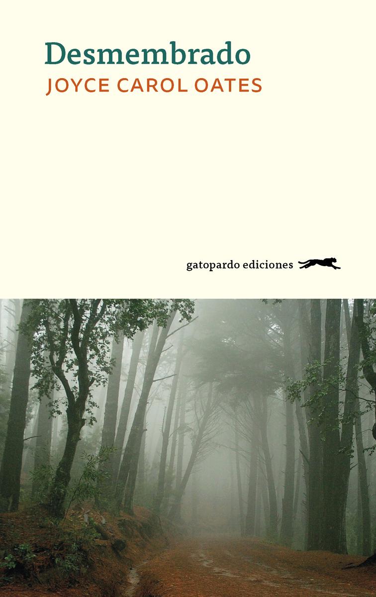 Desmembrado: portada