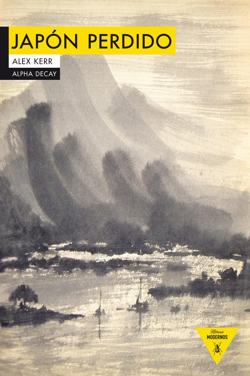 JAPON PERDIDO: portada