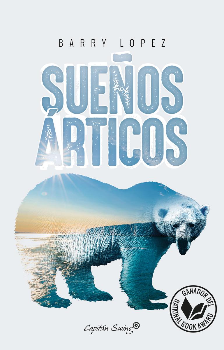 Sueños árticos: portada