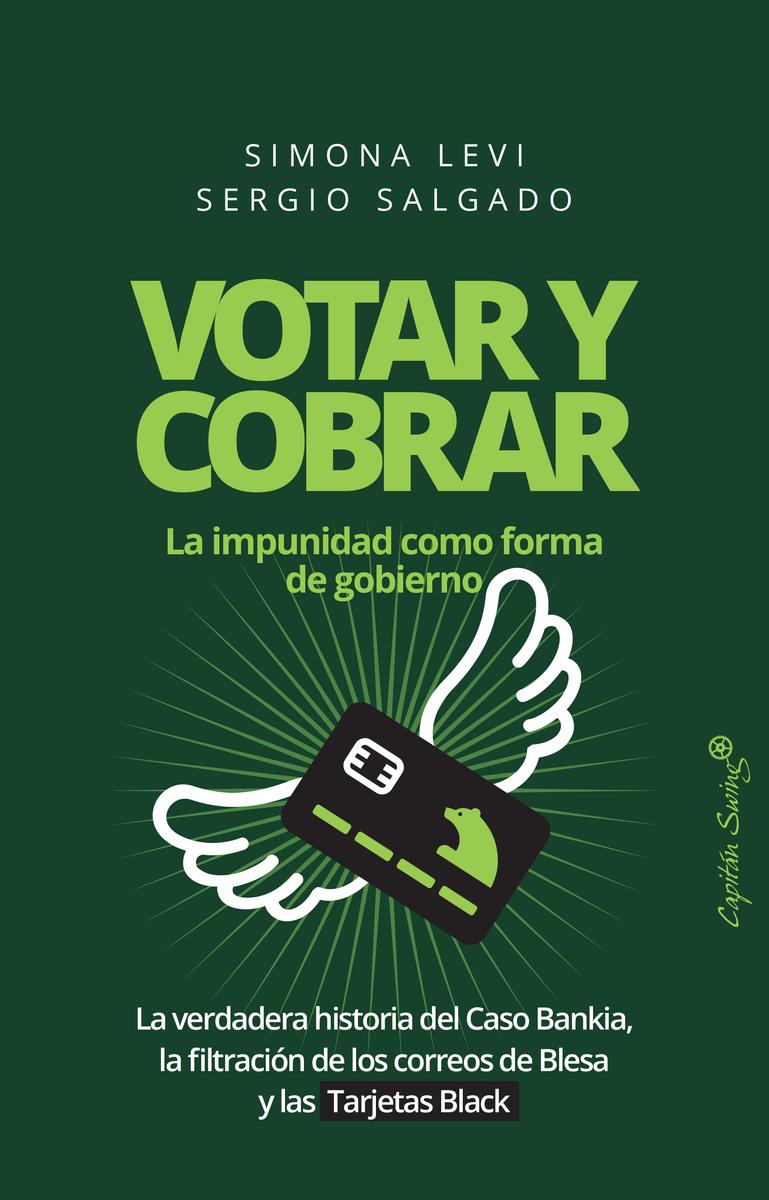 Votar y cobrar: portada