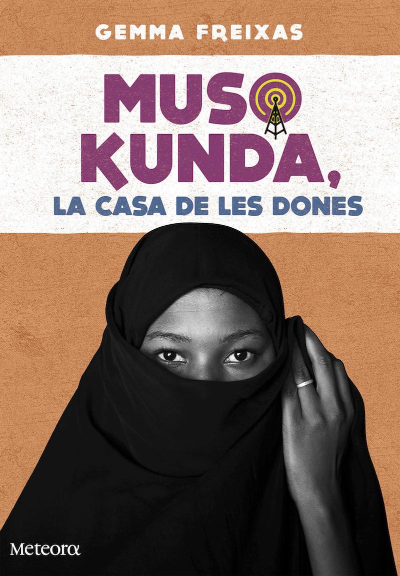 MUSO KUNDA, la casa de les dones: portada