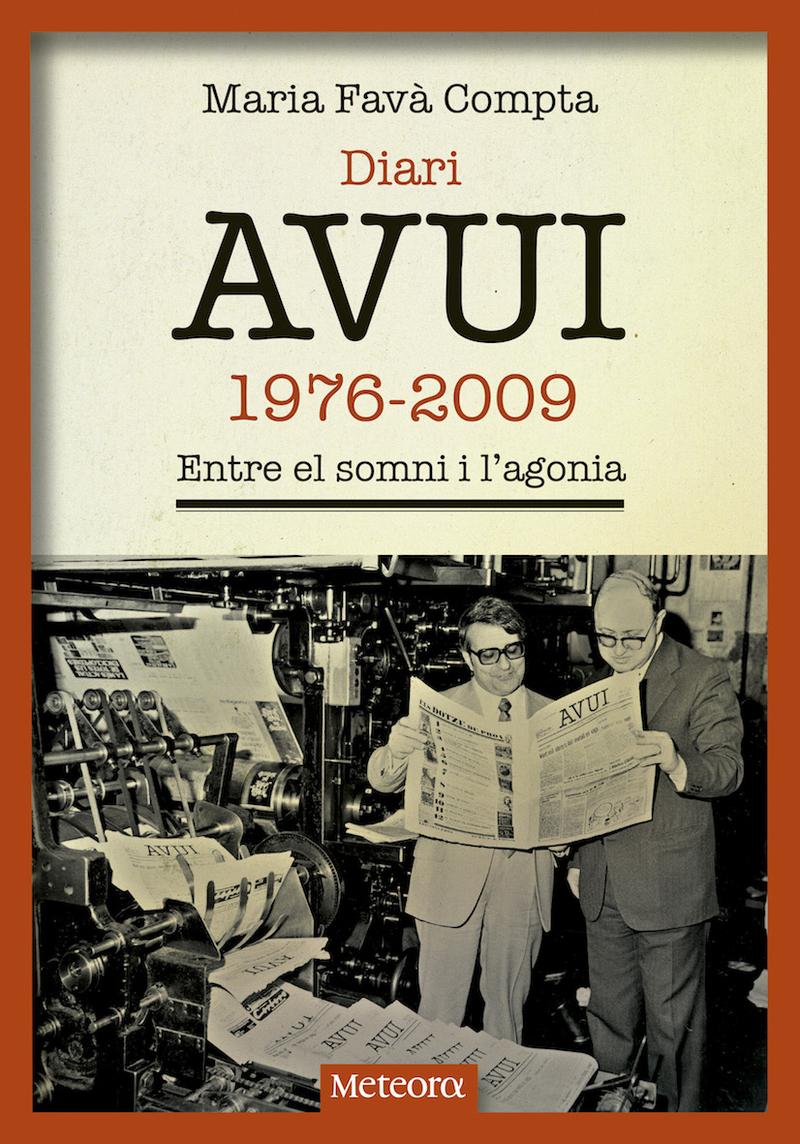 Diari AVUI, 1976-2009: portada