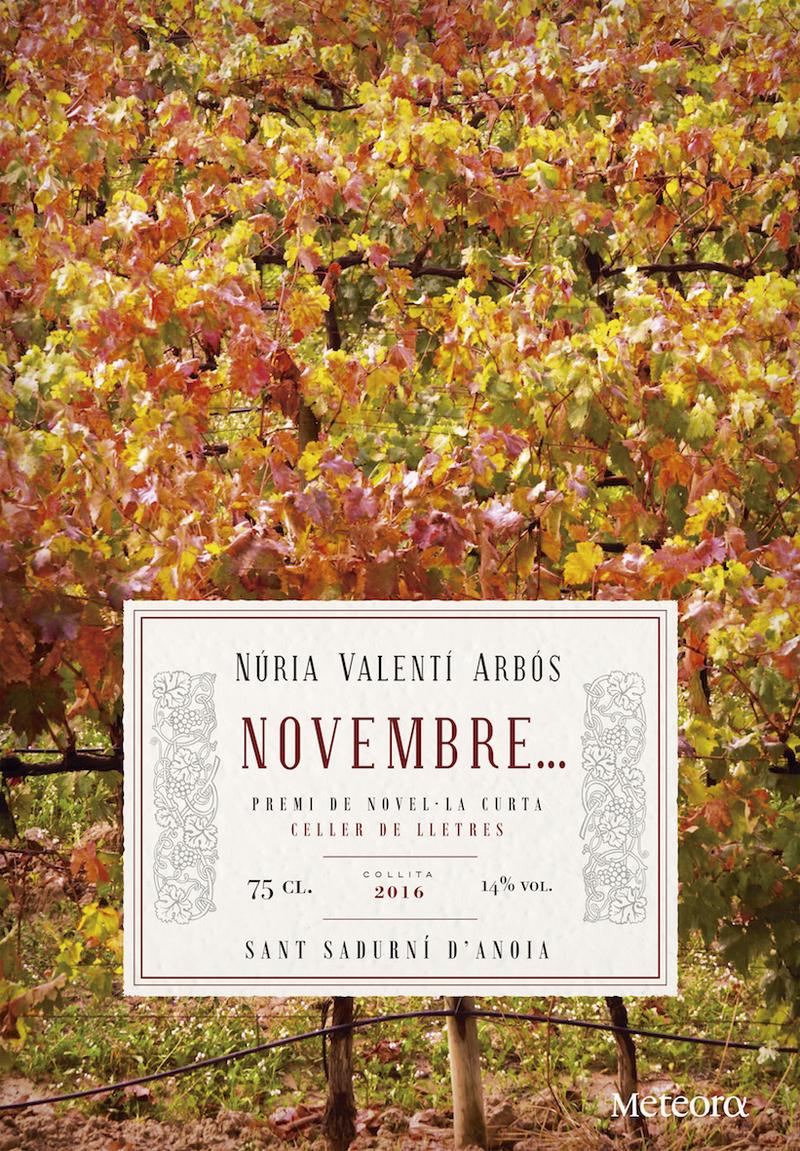 Novembre...: portada