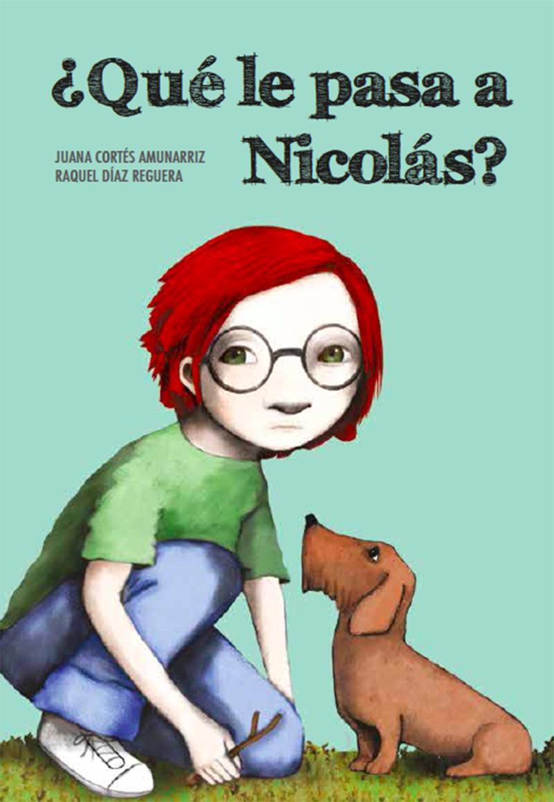 ¿QUÉ LE PASA A NICOLÁS?: portada
